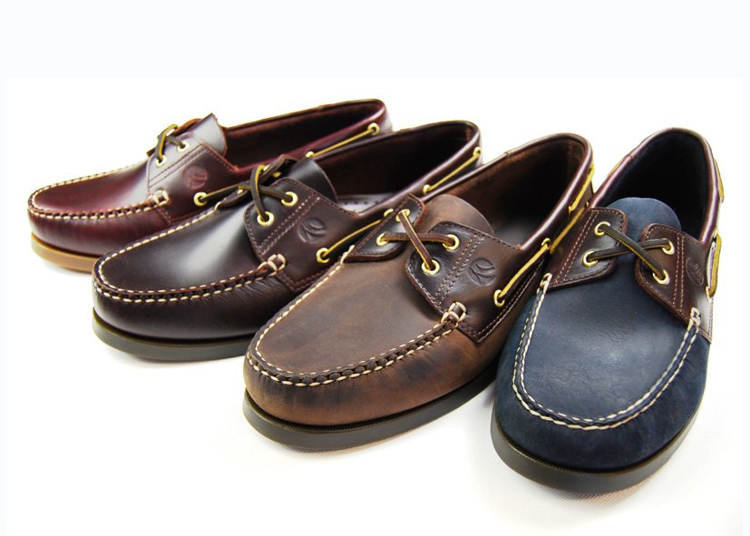 How to wear deck shoes