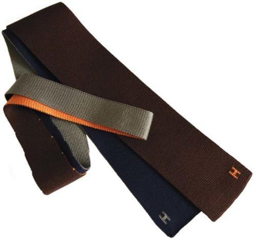 hermes reversible tie