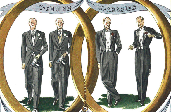 Reader question: A suit for my wedding