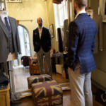 Thom Sweeney fitting