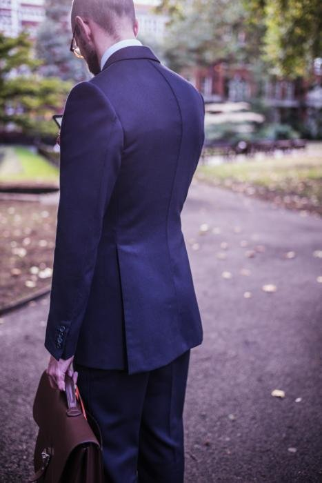 Chittleborough & Morgan bespoke suit