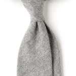 Drakes cashmere tie