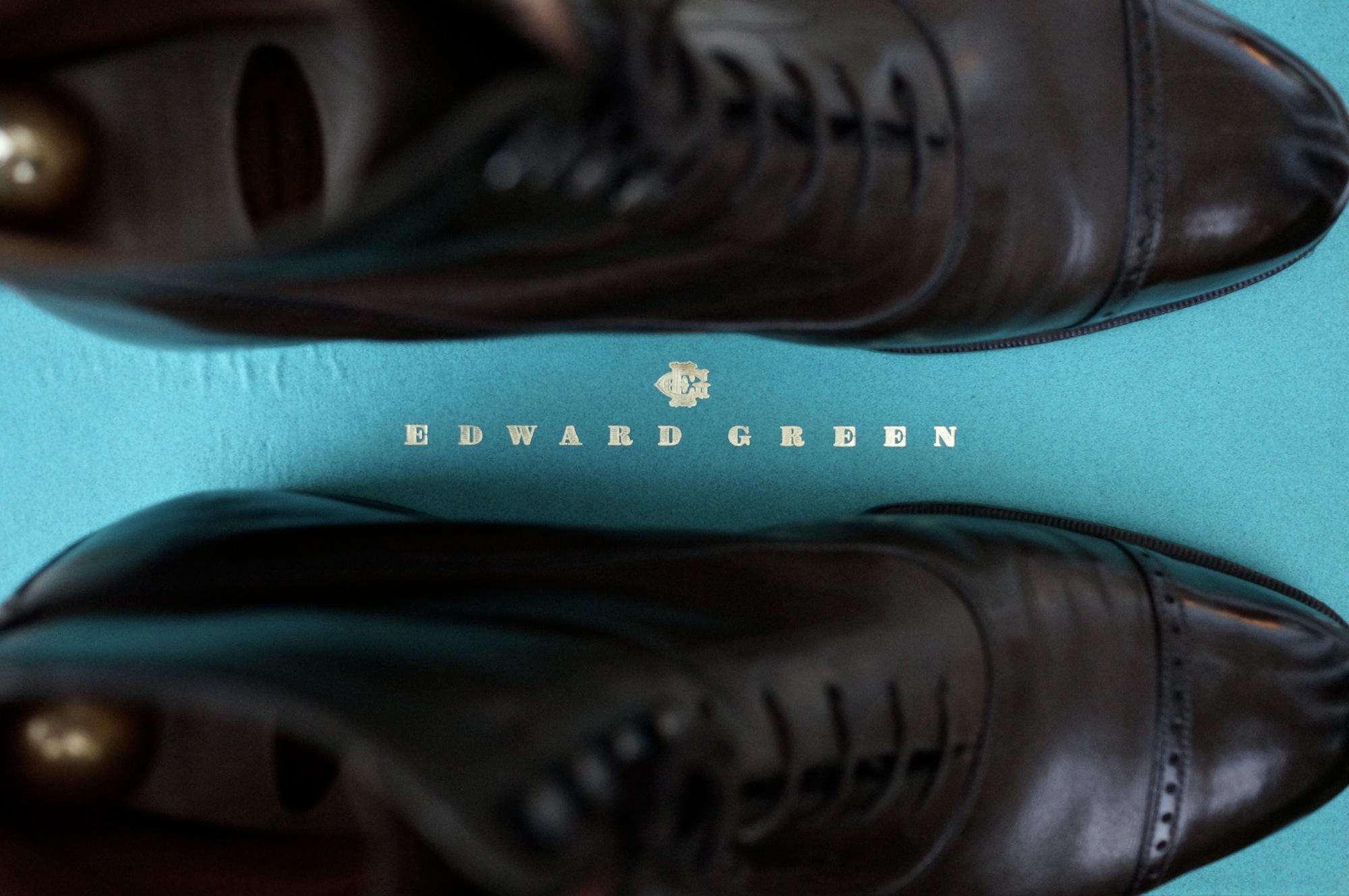 Edward Green Top Drawer - Permanent Style ba24043b471