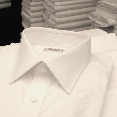 Charvet white shirt