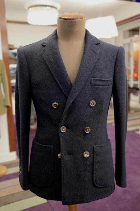 Cifonelli jersey jacket