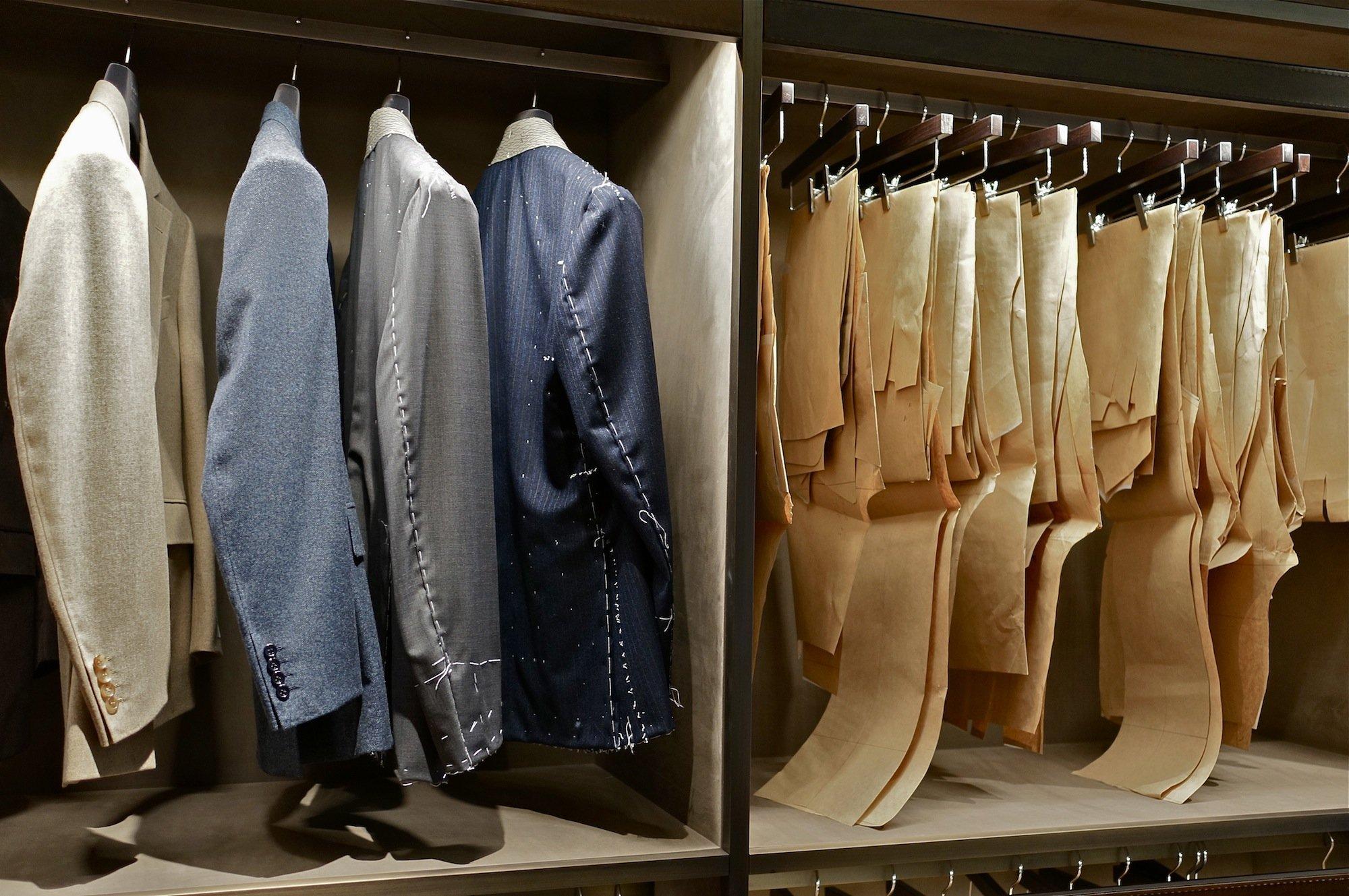 Arnys bespoke tailoring at Berluti - Permanent Style