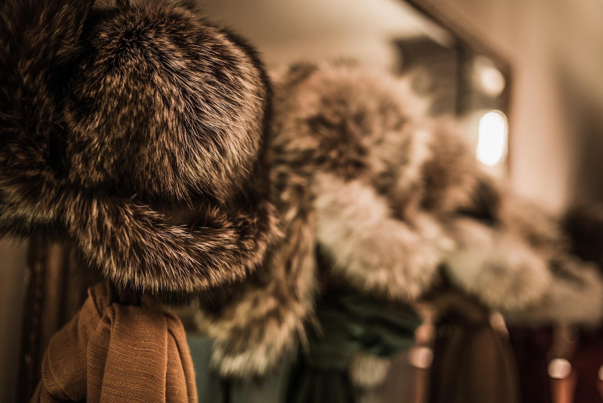 Men's hats for winter