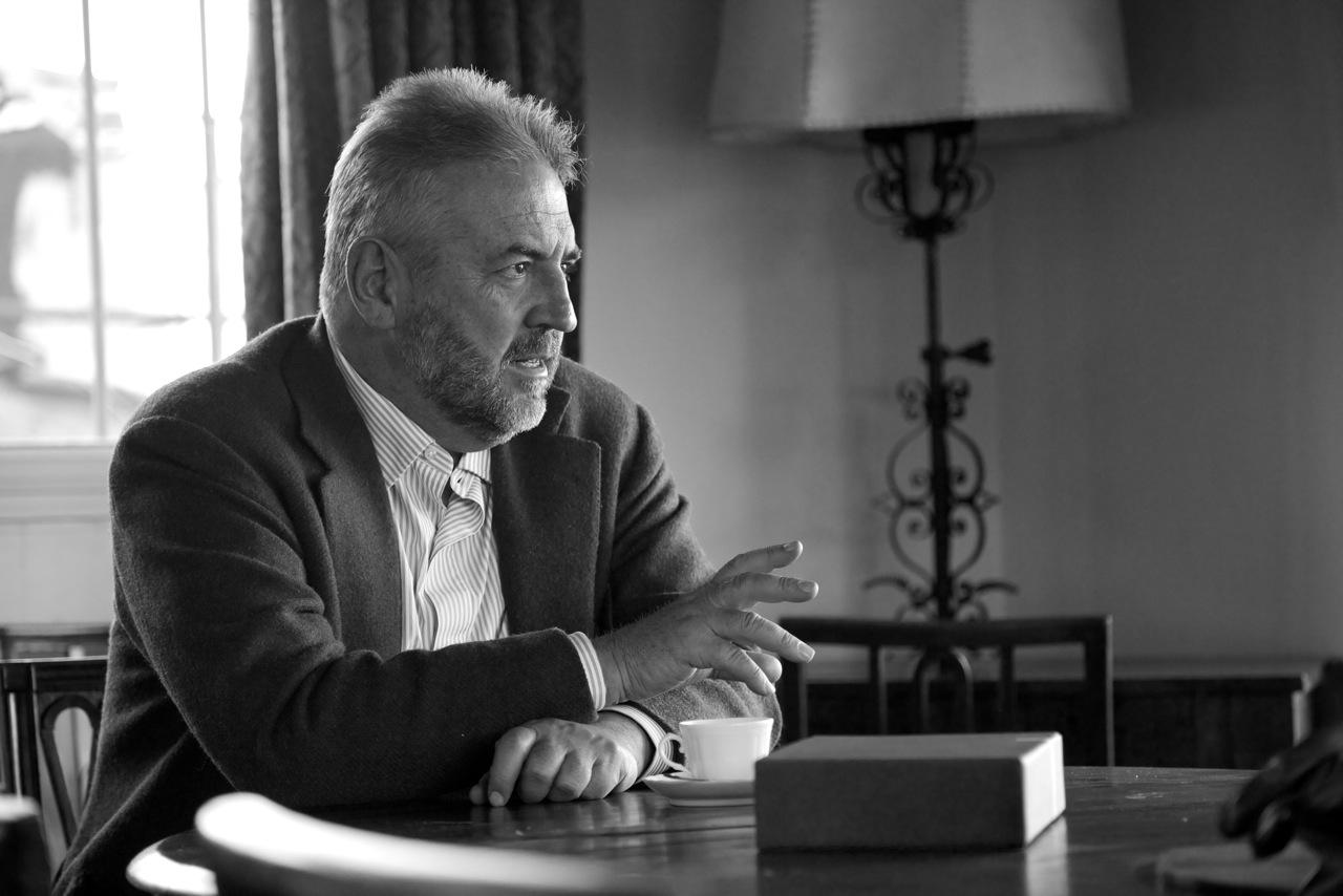 Interview: Lorenzo Villoresi, perfumer
