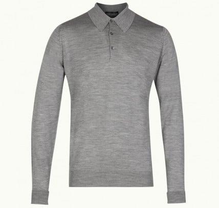 The Dartmoor in grey: Buy the perfect polo