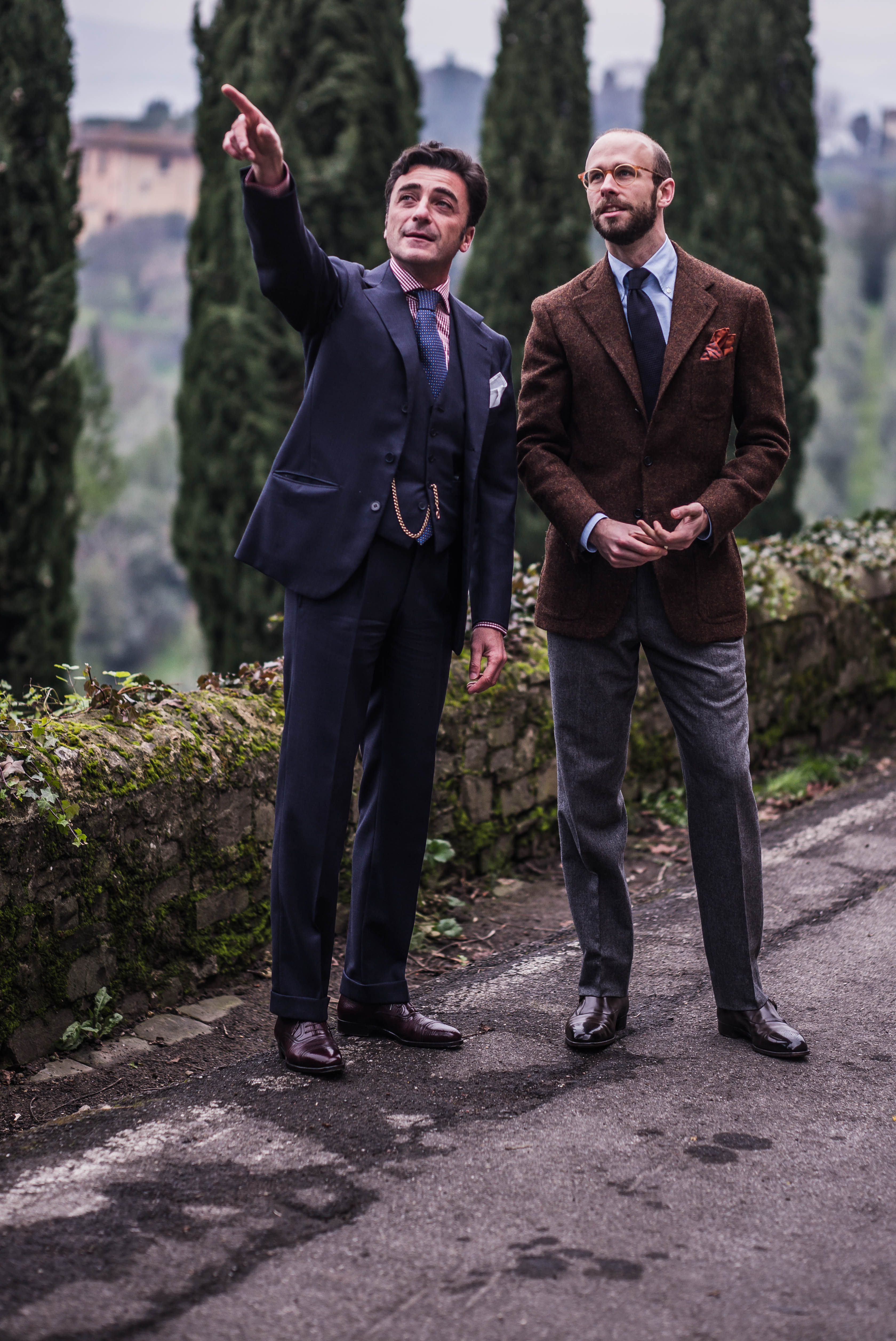 Pictures from Pitti Uomo 2014 – Permanent Style