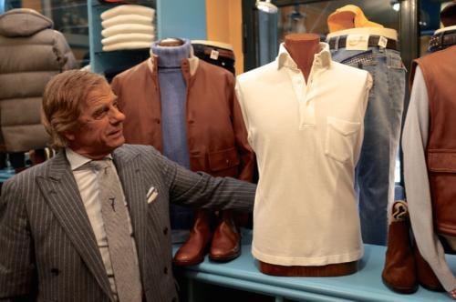 Al Bazar Milan polo shirt