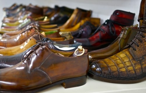 Berluti bespoke shoes3