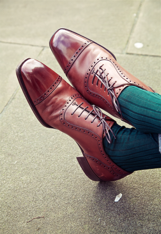 Gaziano Girling Bespoke Shoes