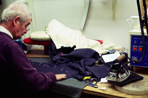 PA Crowe bespoke tailor3