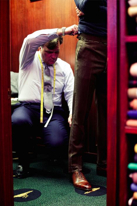 PA Crowe bespoke tailor6