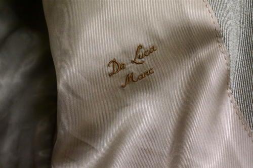 camps de luca embroidery coat