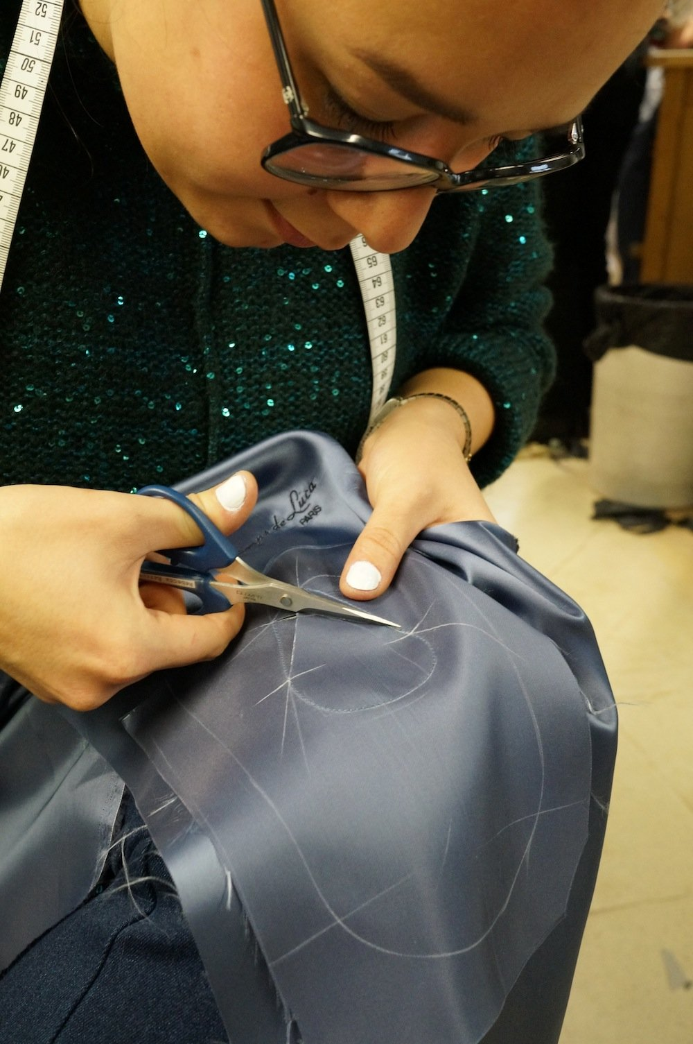 The tailors I have known: Part 2, Italy, France, HK