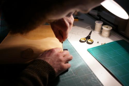 hand sewn case
