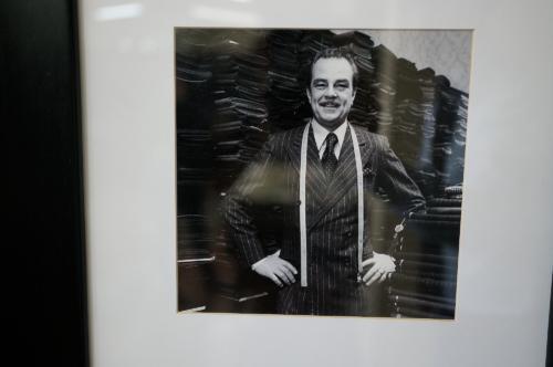 F Caraceni bespoke suit