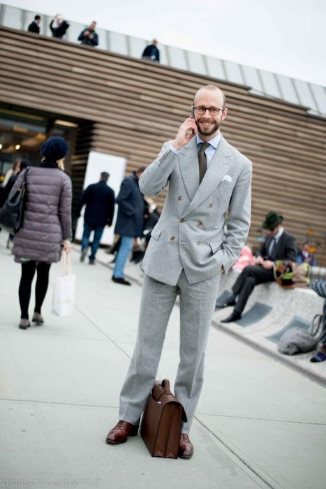 Simon Crompton at Pitti