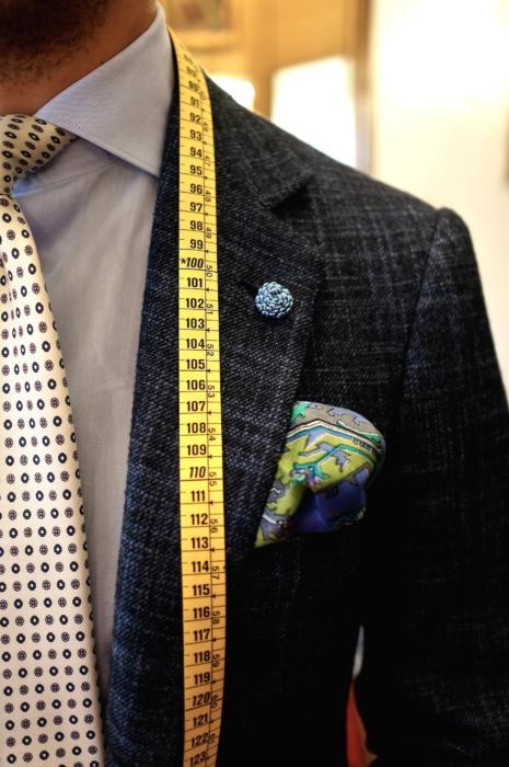 A Caraceni milan suit