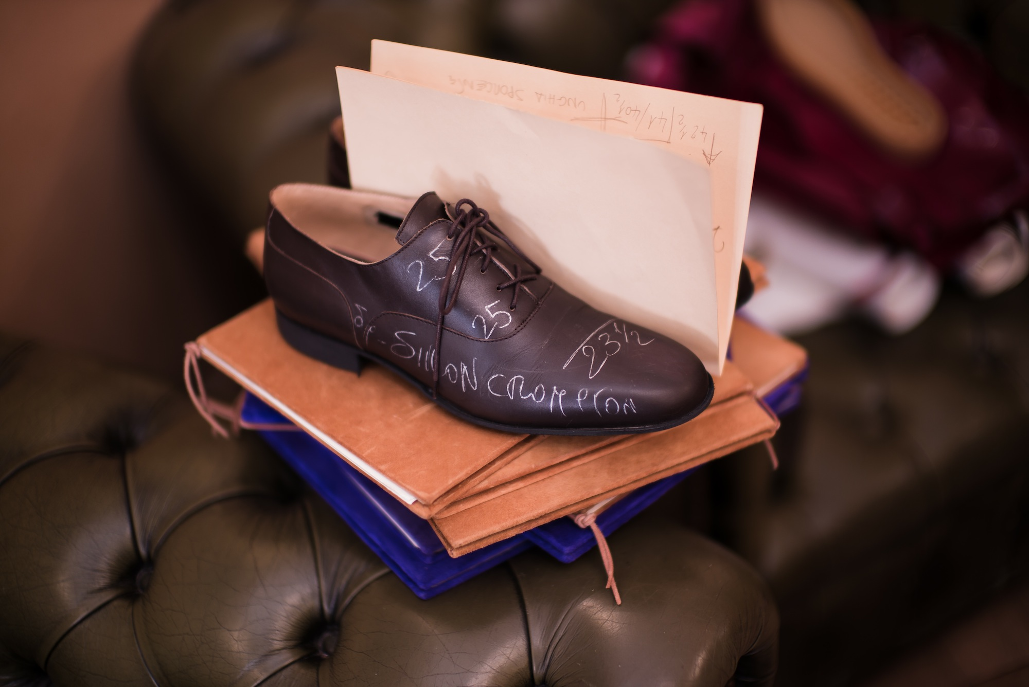 Five tips on bespoke shoes