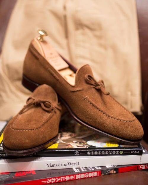 Carmina loafer