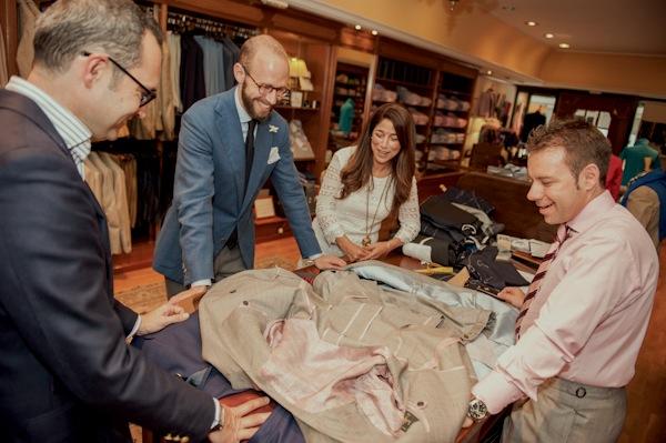 Spanish tailors