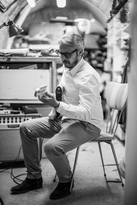 Pierre Corthay guitar