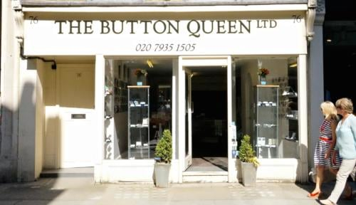 The Button Queen London
