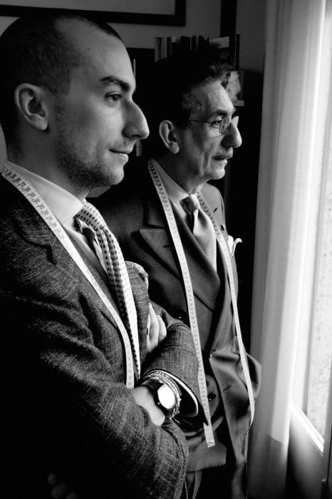 carlo and massimilano a caraceni
