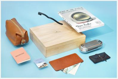 Brands review: Deux Cuirs, Svbscription, Cornerstone, Monsieur Fox