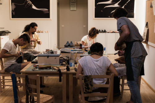 Stefano Bemer shoe school3
