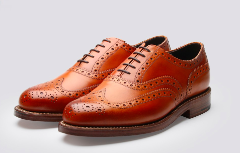 Grenson shoes explained