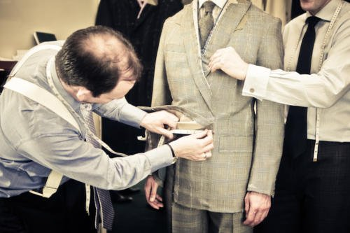 Henry Poole fitting 3