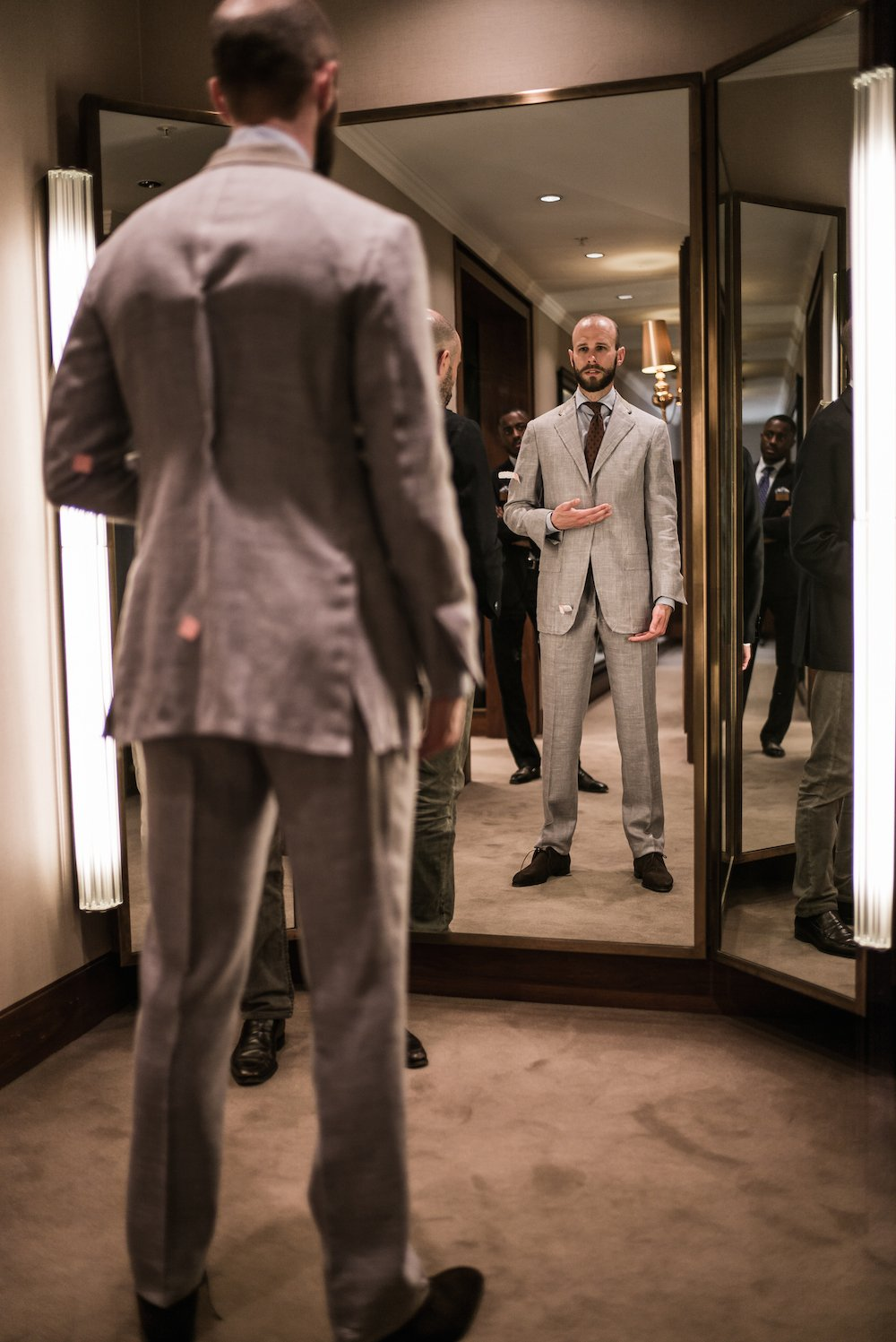 Made To Measure From 4 16: Bespoke Or Made-to-measure?