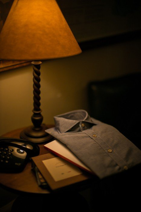Luca Avitabile shirtmaker naples