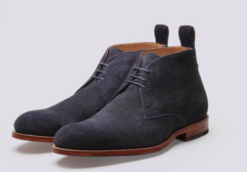Marcus shoe Grenson