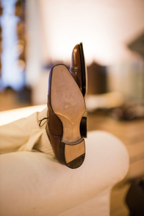 The bespoke shoemakers I have known