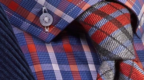 Turnbull and asser shirt tie copy
