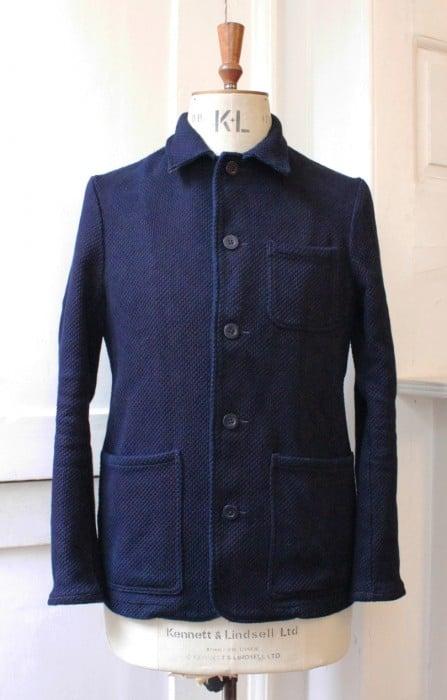 denim jacket timothy everest