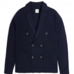 hardy AMies  double breasted cardigan
