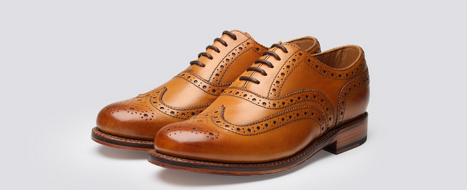 How to wear tan shoes – reader question