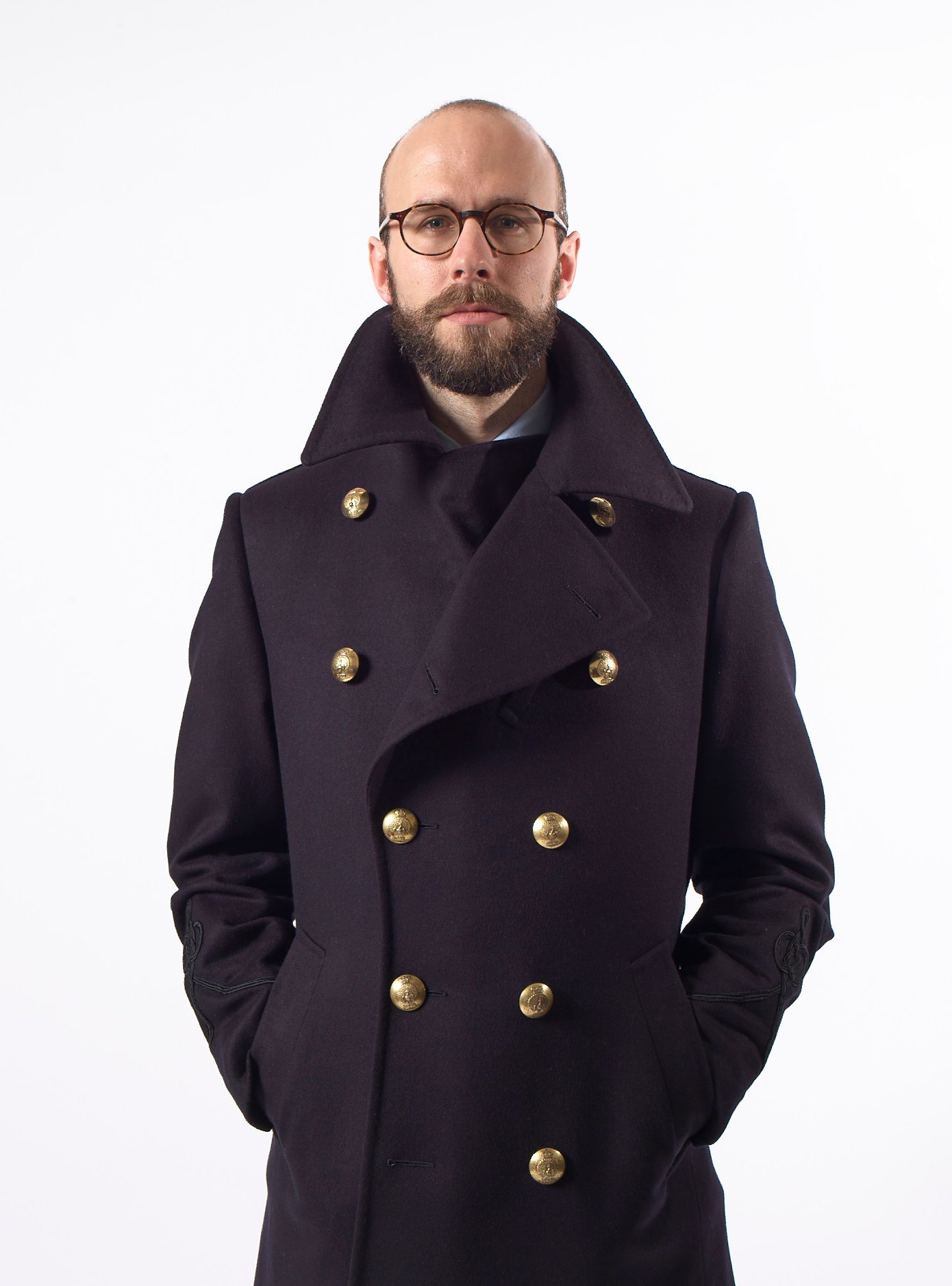 The bespoke pea coat – Part 5 – Permanent Style