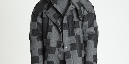 E Tautz quilted parka