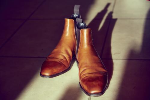 Tim Little bespoke boot chelsea3