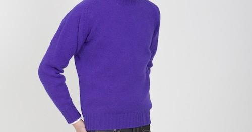 e tautz shetland sweater