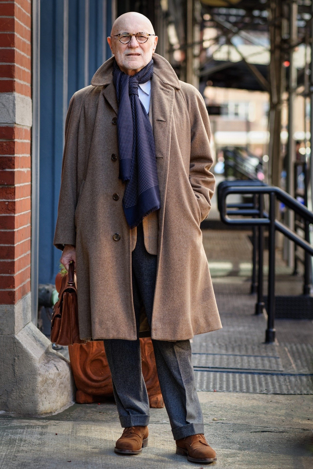 How to dress like bruce boyer permanent style