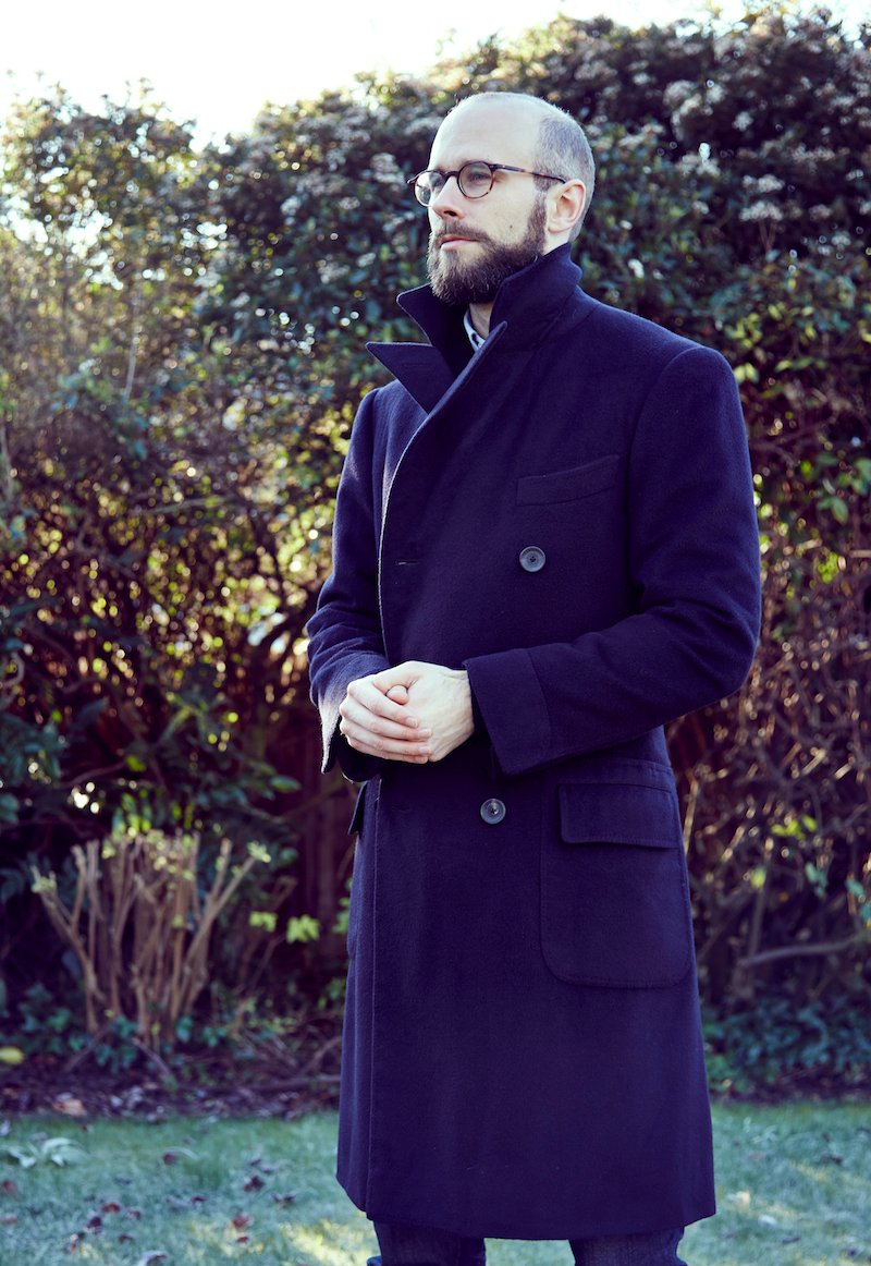 Cifonelli double-breasted overcoat - Permanent Style