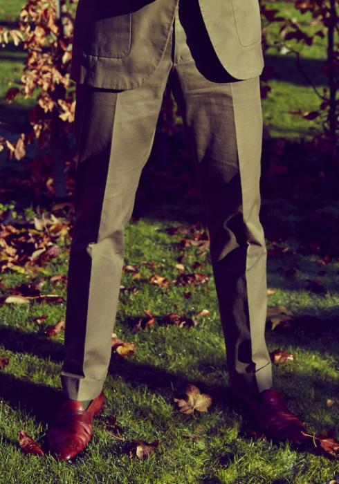 Jose Reillo suit trouser